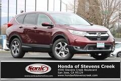 New 2019 Honda CR-V EX AWD SUV in San Jose