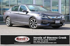 Certified 2016 Honda Accord EX-L Sedan in Hayward, CA