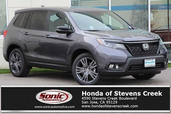New 2019 Honda Passport EX-L FWD SUV in San Jose