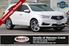 Used 2018 Acura MDX V6 SH-AWD with Technology Package SUV in San Jose