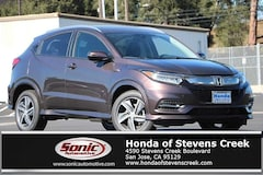 New 2019 Honda HR-V Touring AWD SUV in San Jose