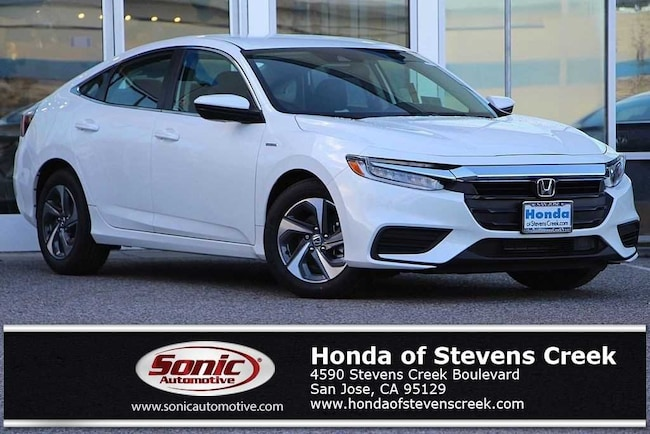 New 2019 Honda Insight LX Sedan in San Jose