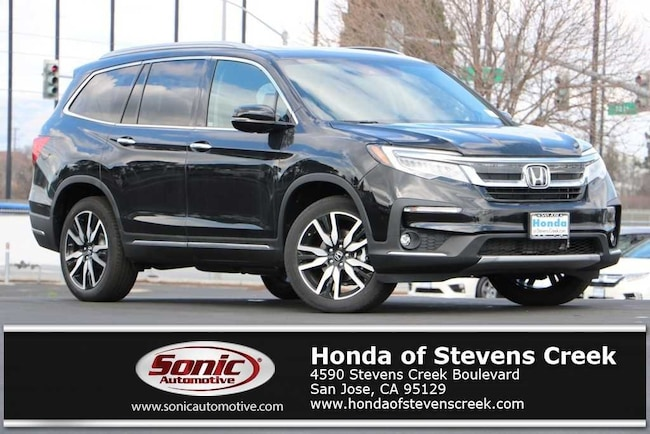 New 2019 Honda Pilot Touring 7-Passenger FWD SUV in San Jose