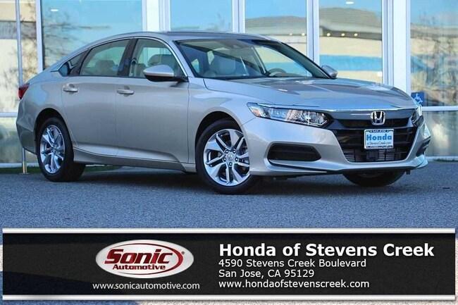 New 2019 Honda Accord LX Sedan in San Jose