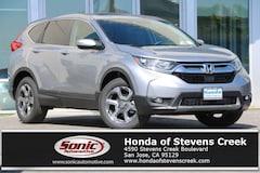 New 2019 Honda CR-V EX-L AWD SUV in San Jose