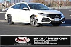 New 2019 Honda Civic EX Hatchback in San Jose