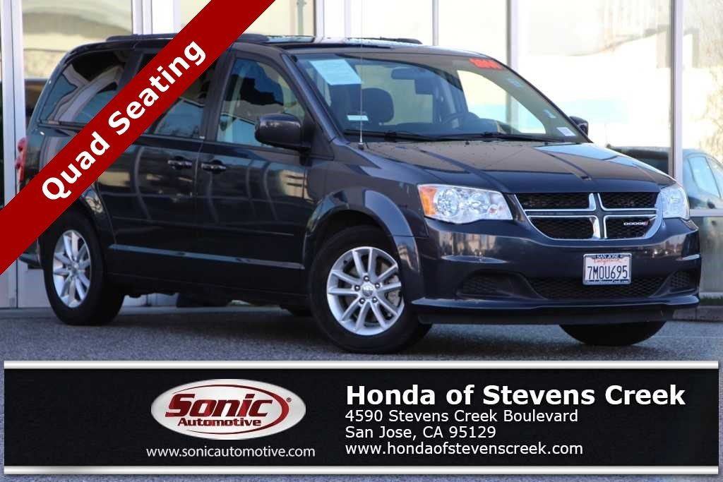 Stevens Creek Dodge >> Used 2014 Dodge Grand Caravan Sxt For Sale In San Jose Ca Stock Ter245140