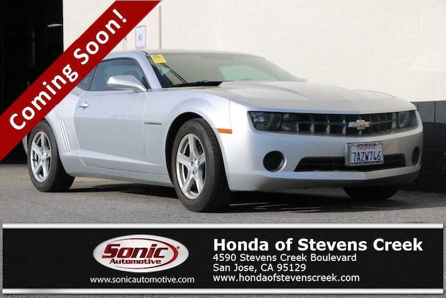 Used 2013 Chevrolet Camaro 1LS Coupe in San Jose