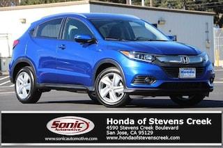 New 2019 Honda HR-V EX 2WD SUV