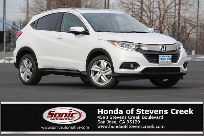 New 2019 Honda HR-V EX 2WD SUV in San Jose