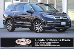 New 2019 Honda Pilot Elite AWD SUV in San Jose