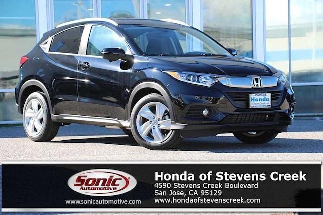 New 2019 Honda HR-V EX 2WD SUV in San Jose
