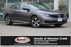 New 2019 Honda Civic LX Sedan in San Jose