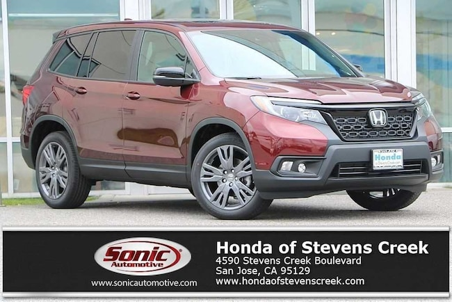 New 2019 Honda Passport EX-L FWD SUV in San Jose