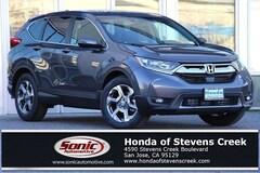 New 2019 Honda CR-V EX 2WD SUV in San Jose