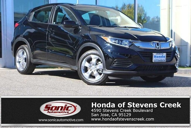 New 2019 Honda HR-V LX 2WD SUV in San Jose