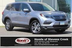 New 2018 Honda Pilot EX AWD SUV in San Jose