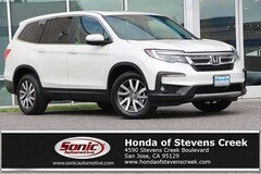 New 2019 Honda Pilot EX-L AWD SUV in San Jose