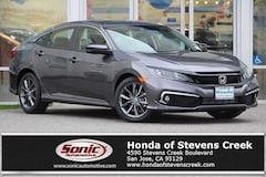 New 2019 Honda Civic EX Sedan in San Jose