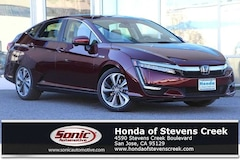 New 2019 Honda Clarity Plug-In Hybrid Touring Sedan in San Jose