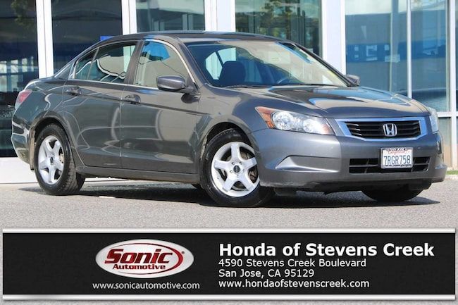 Used 2009 Honda Accord 2.4 LX Sedan in San Jose