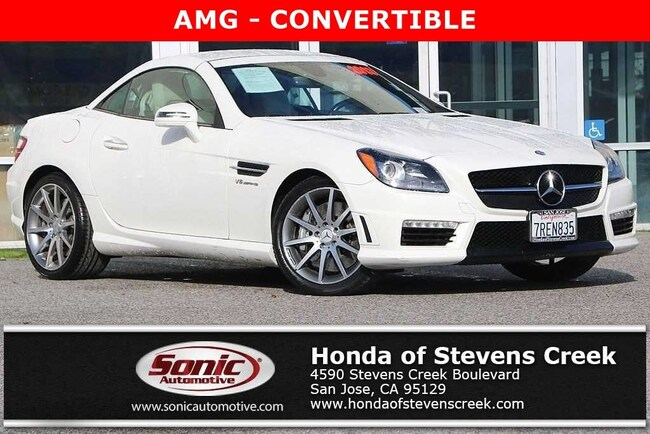 Mercedes Stevens Creek >> Used 2013 Mercedes Benz Slk 55 Amg For Sale In San Jose Ca