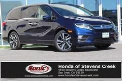 New 2019 Honda Odyssey Elite Van in San Jose