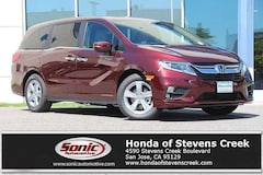New 2019 Honda Odyssey EX-L Van Passenger Van in San Jose