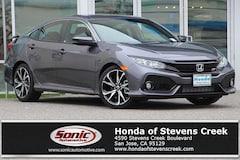 2019 Honda Civic Si Manual w/Summer Tires *Ltd Avail* Sedan