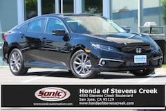 New 2019 Honda Civic EX-L Sedan in San Jose
