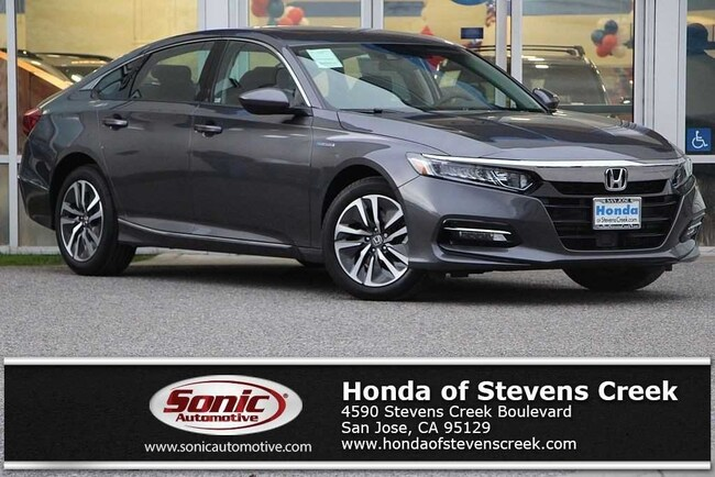 New 2019 Honda Accord Hybrid EX Sedan in San Jose
