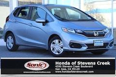 New 2019 Honda Fit LX Hatchback in San Jose