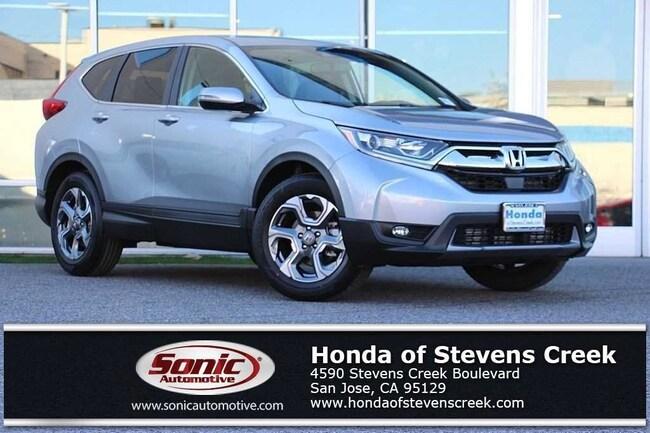 New 2019 Honda CR-V EX-L 2WD SUV in San Jose