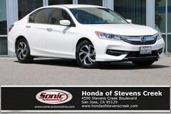 Used 2017 Honda Accord LX Sedan in San Jose