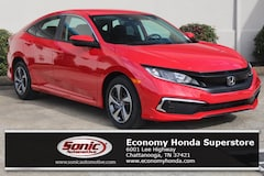 New 2019 Honda Civic LX Sedan for sale in Chattanooga, TN