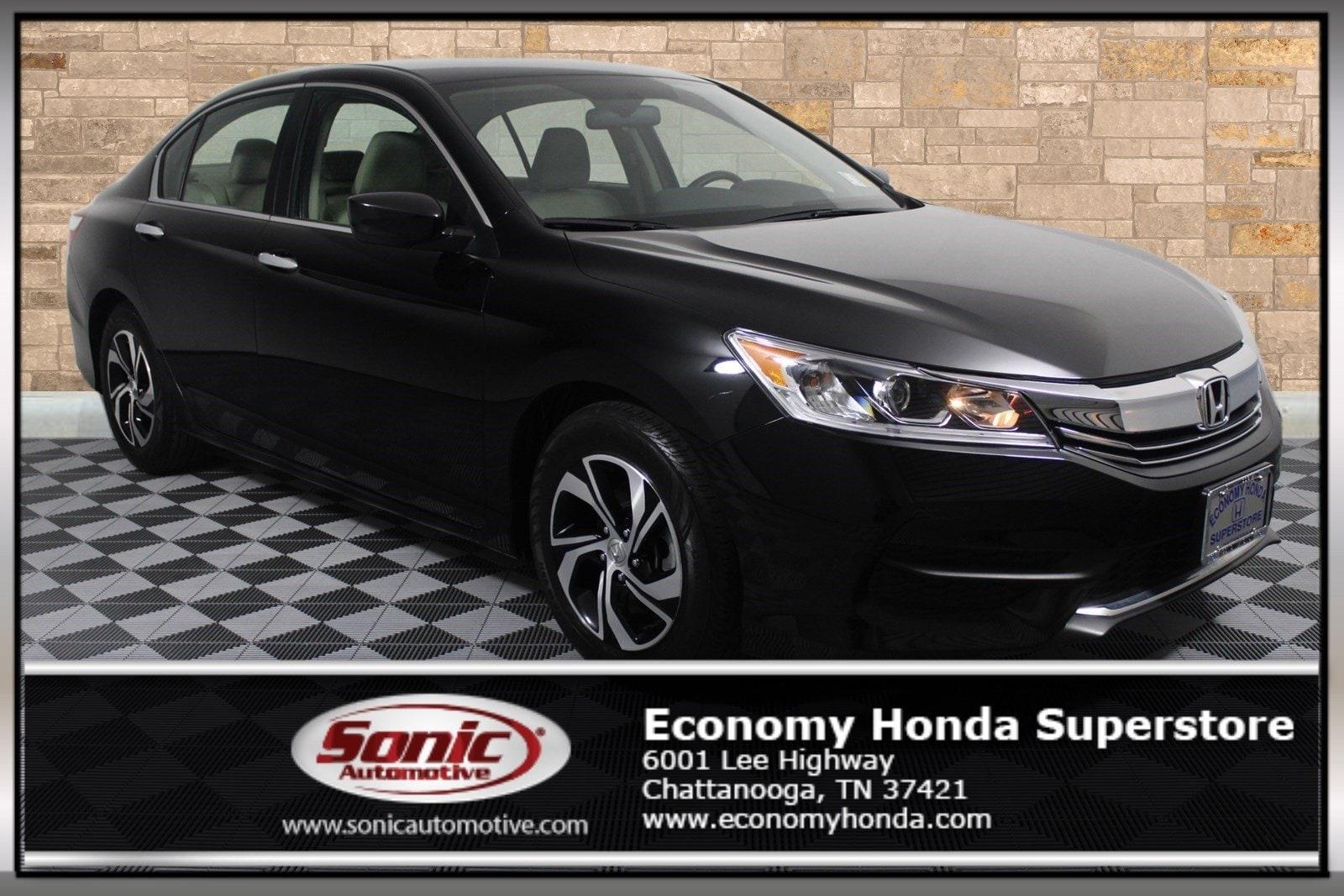 2016 Honda Accord LX 4dr I4 CVT Sedan