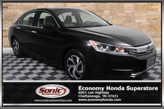 Certified Pre-Owned 2016 Honda Accord LX 4dr I4 CVT Sedan for sale in Chattanooga, TN