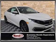 New 2019 Honda Civic EX Coupe for sale in Chattanooga, TN
