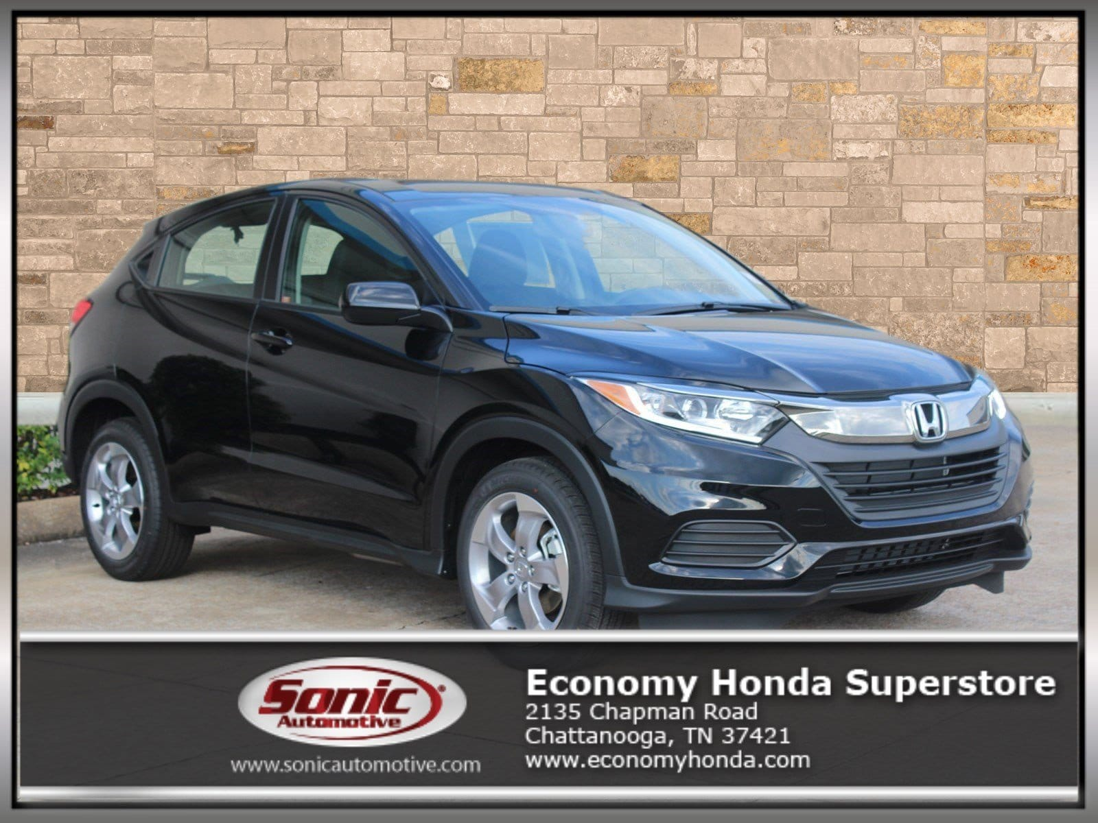 Honda Hr V In Chattanooga Tn Economy Honda Superstore