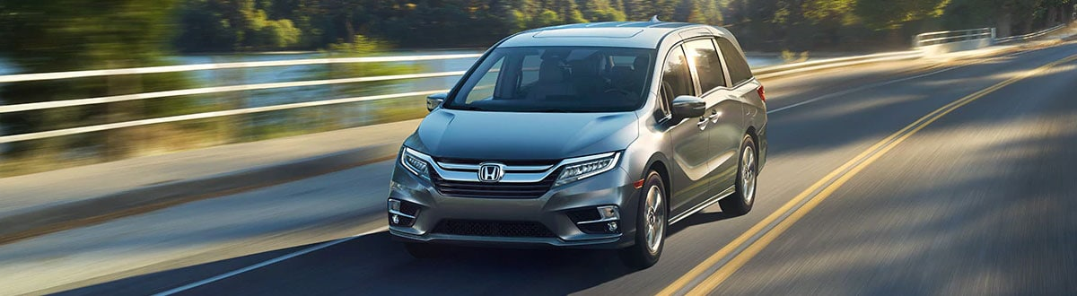 Best Minivan Features of the Honda Odyssey