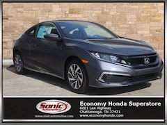 New 2019 Honda Civic LX Coupe for sale in Chattanooga, TN
