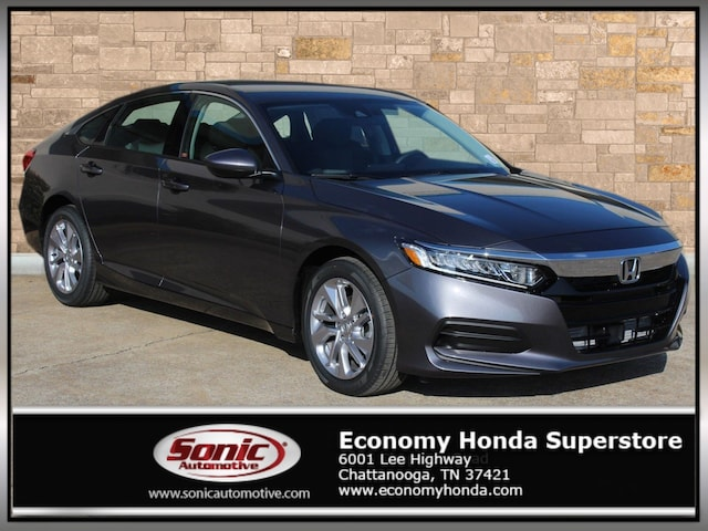 New 2019 Honda Accord LX Sedan for sale in Chattanooga, TN
