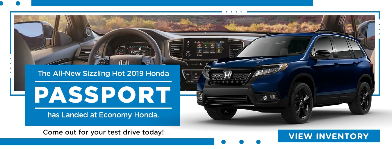 2019 Honda Passport Review Specs Features Chattanooga Tn