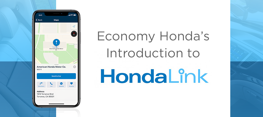What is HondaLink