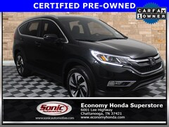 Certified Pre-Owned 2016 Honda CR-V Touring 2WD 5dr SUV for sale in Chattanooga, TN