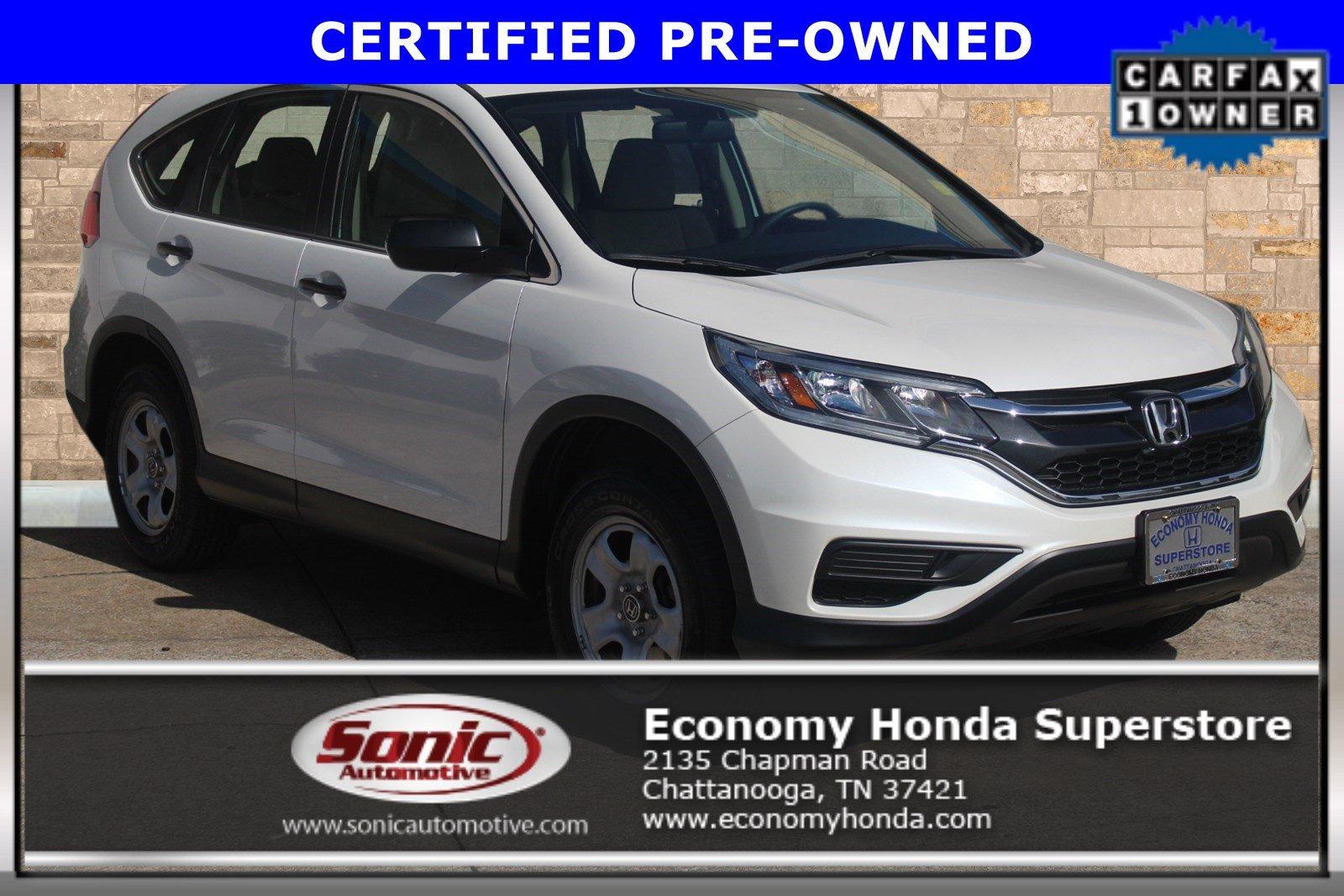 2016 Honda CR-V LX 2WD 5dr SUV
