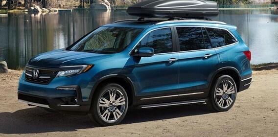 Honda Pilot Vs Hyundai Santa Fe >> Compare 2019 Honda Pilot Vs 2019 Hyundai Santa Fe Xl