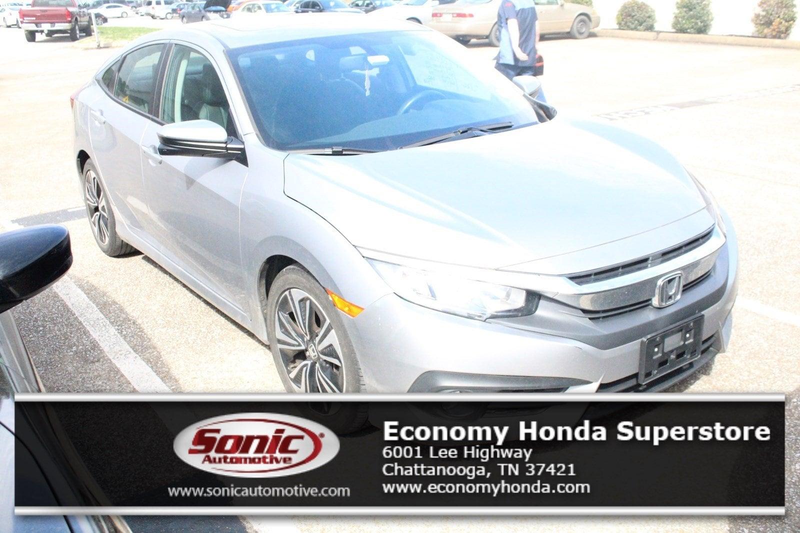2016 Honda Civic EX-L 4dr CVT Sedan