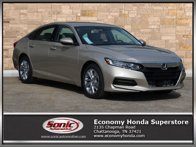 New 2018 Honda Accord LX Sedan for sale in Chattanooga, TN