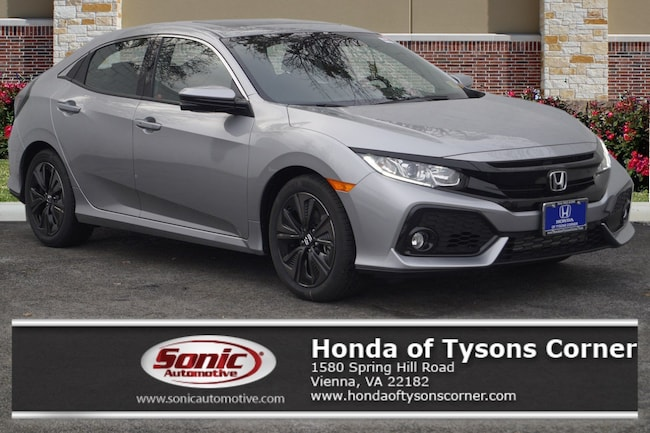 New 2019 Honda Civic EX Hatchback in Vienna, VA